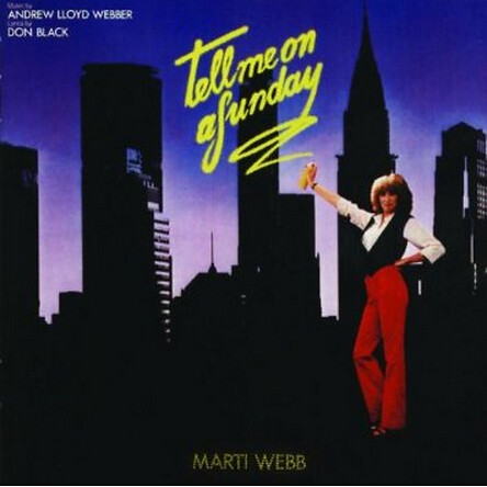 marti webb tell me on a sunday