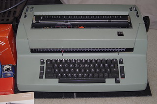 IBM Correcting Selectric II Typewriter c1978