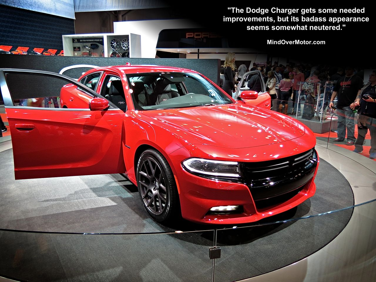 NYIAS 7 Dodge Charger