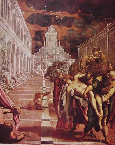 Tintoretto, Il trafugamento del corpo di San Marco