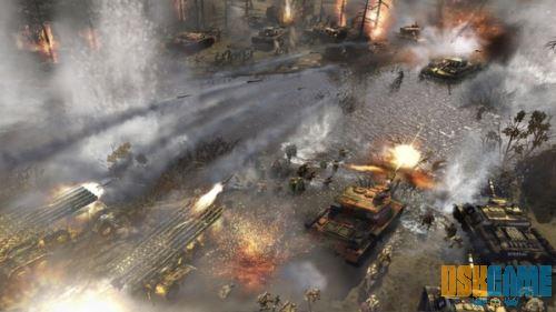 Company of Heroes 2 - Guerra de tanques