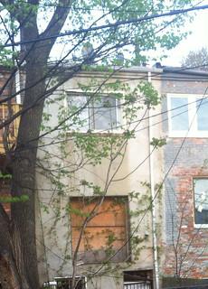 Rear 1617 NJ Ave NW