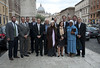 Participantes en Vaticano