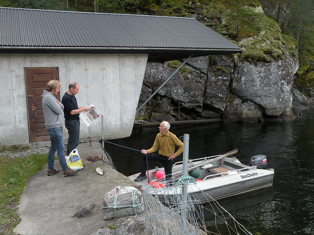 Fishery Biologists