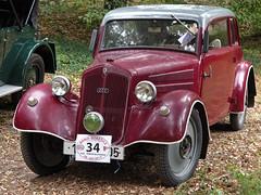 DKW F8 Reichsklasse 1939