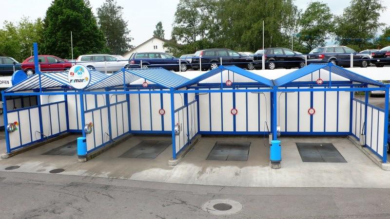 Car Wash, Bellach