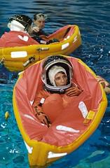 Astronaut Nancy J. Currie