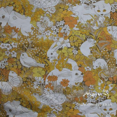 Sanderson Vintage fabric