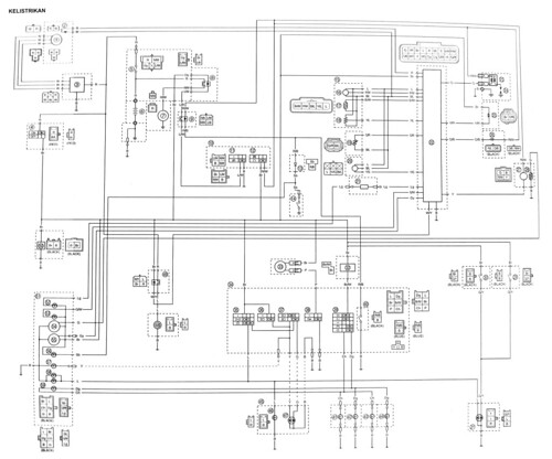 Wiring Diagram Honda Ex5 Dream : Cb engine diagram parts elsavadorla