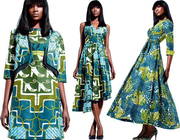 Vlisco Collection - Silent Empire