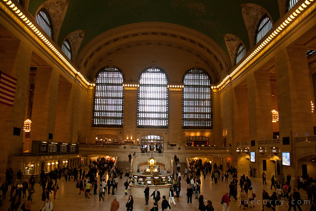 Grand Central Terminal - New York City