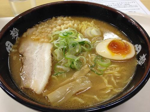 麺屋 田中商店 甘海老みそラーメン