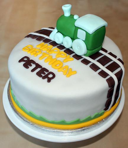 Happy Birthday Peter Cake Images