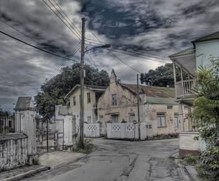 Town, Barbados