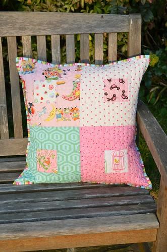 Bronwyn's Cushion
