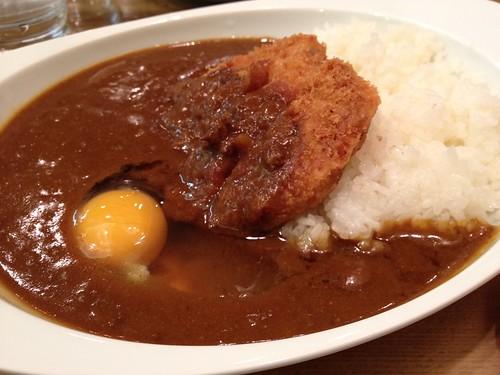 京都あさぬまカツカレー