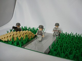 LEGO ww2 road to Berlin