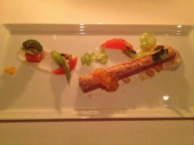 Moulard duck foie gras en terrine the french laundry vittle monster - Foie gras en terrine ...
