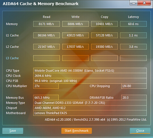 Lenovo Thinkpad Edge E425 Owner's Thread | NotebookReview