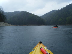 Approaching Thompson River