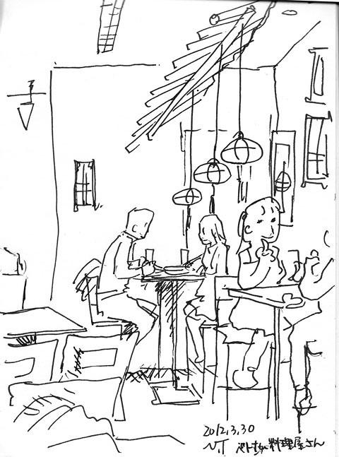 汐留のベトナム料理屋さん The Vietnam restaurant  in Shiodome