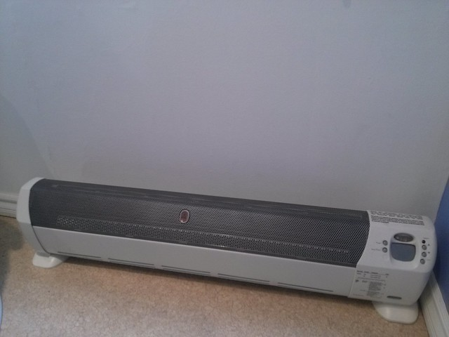 honeywell baseboard heater hz 519 manual