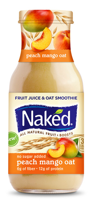Naked Fruit Juice & Oat Smoothie | Each Naked Fruit Juice ...: flickr.com/photos/foodbev/7041376045