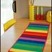 rainbow table runner by bitsandbobbins