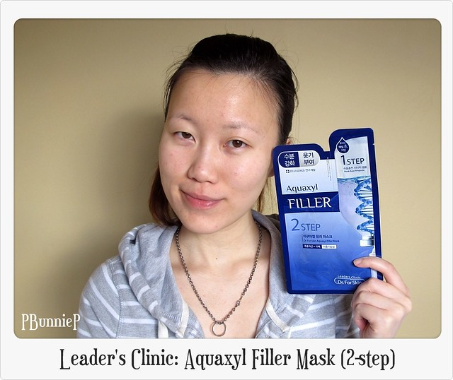 Leader's Clinic Aquaxyl Filler Mask (2-step)-2