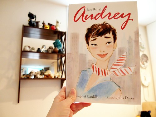 read - Just Being Audrey