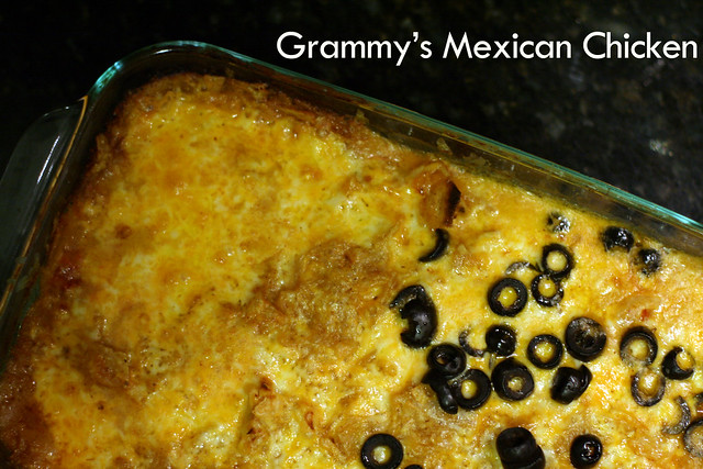 Grammy's Mexican Chicken