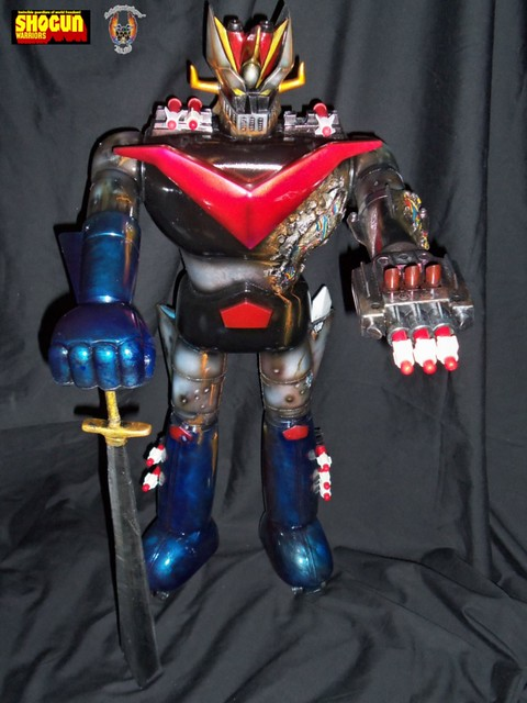 Custom Shogun Warrior Great Mazinger