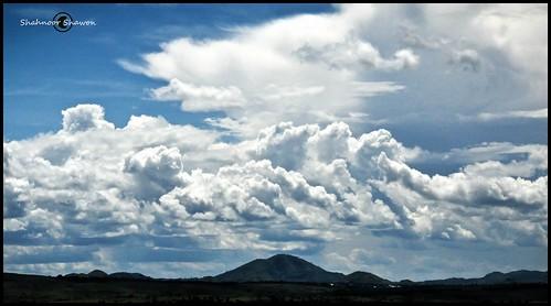 sky nature clouds
