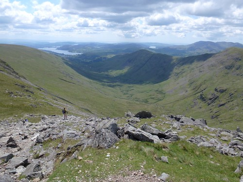 Fairfield Horseshoe - Rydal Fell
