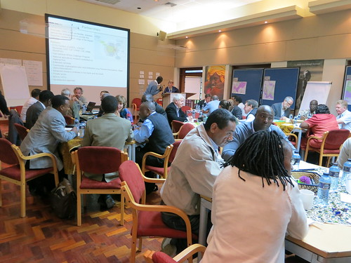 Dryland Systems Workshop at ILRI
