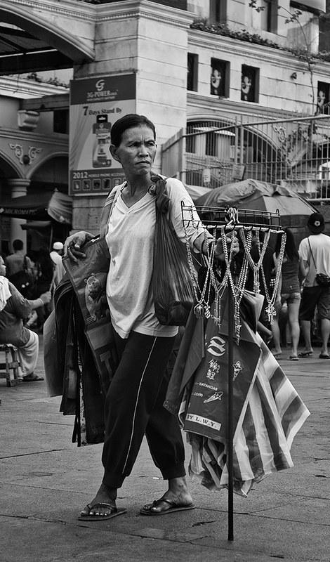 The Bag Vendor.