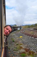 """""""I'm on a Train!"""""""