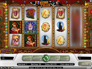 Fortune Teller slot game online review