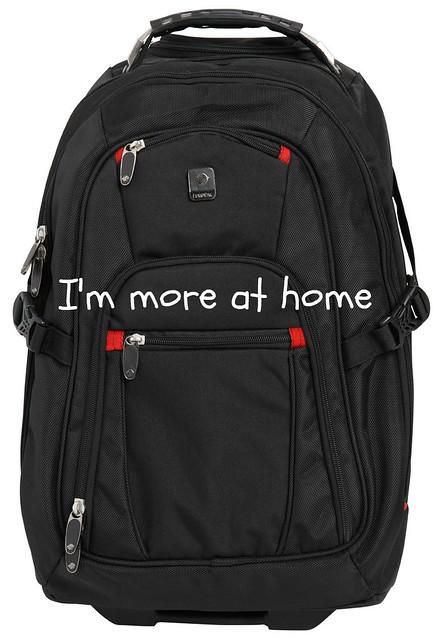 Europak Frazer DC Cyber wheeled backpack