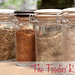 Mother's Day Gift Idea: Seasoning Salts and Vanilla Sugar