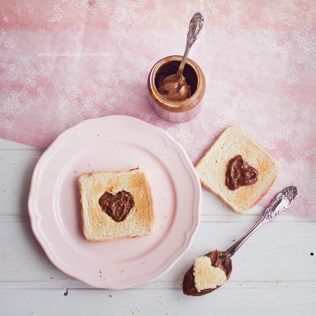 Te quiero mucho, mi querido Dulce de Leche - Creative Still Life Photography