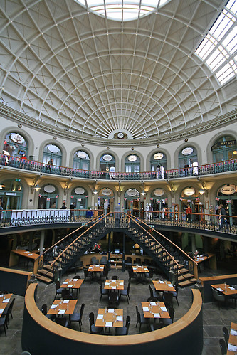 Piazza by Anthony, Corn Exchange, Leeds
