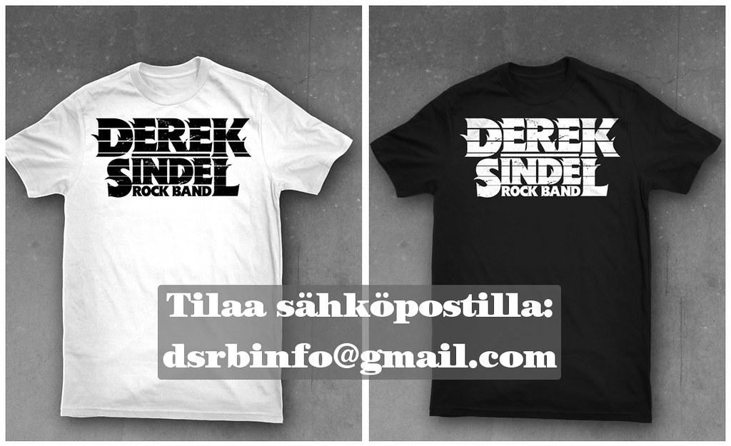 DSRB - miesten paita