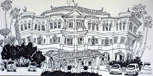 Raffles Hotel by alvinmark