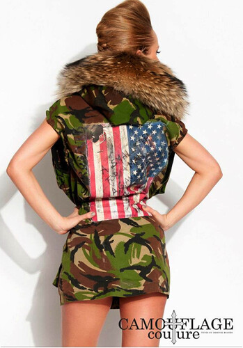 Camouflage Couture 2012 Collection