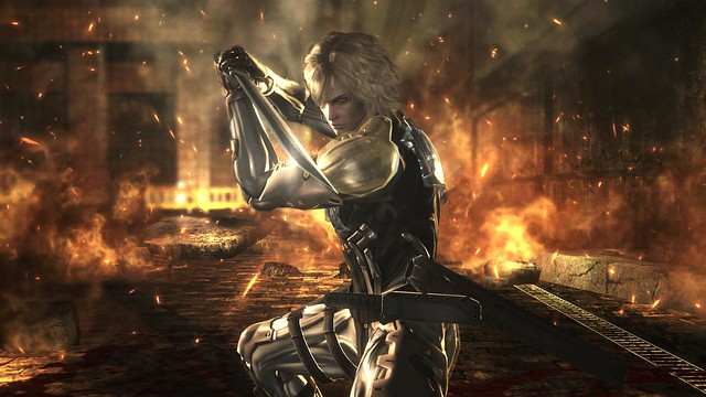 Metal Gear Rising: Revengeance Preview