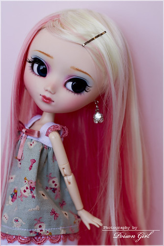 ~ Custom Pullip Blanche for Fashion ~