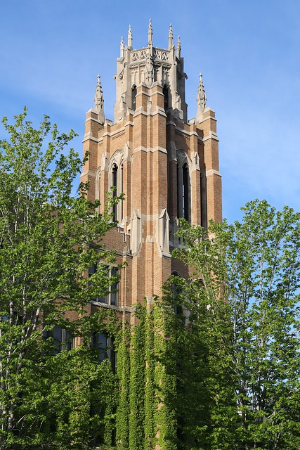 Marquette Hall Tower, Marquette University