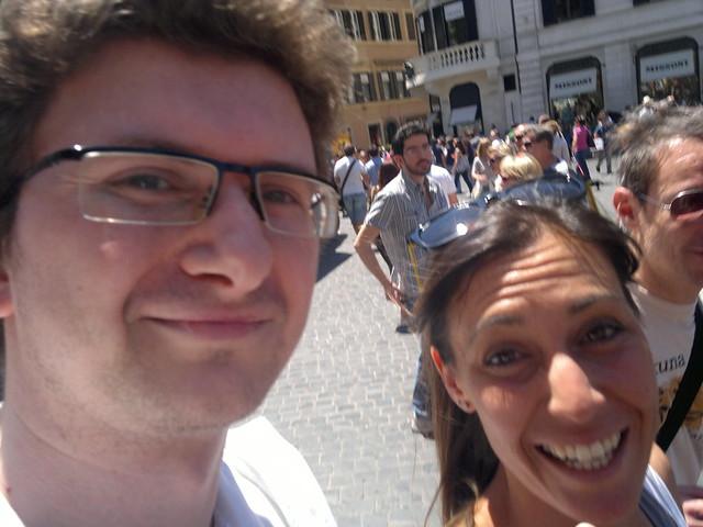 Rome Masters draw ceremony: Flavia Pennetta
