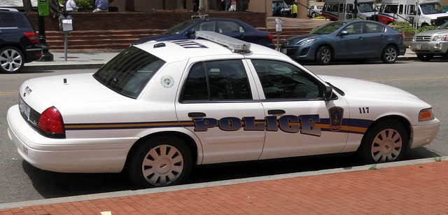 Northern Virginia Community College Police 116